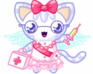 Nurse kitten chan dress up ingyen j�t�k